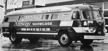 Amway Showcase Bus